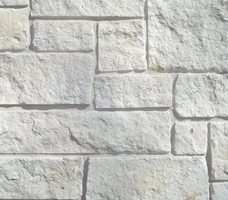 Stone Veneer White : Natural thin stone veneer products cooper corporation